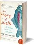 The Story of Sushi book cover
